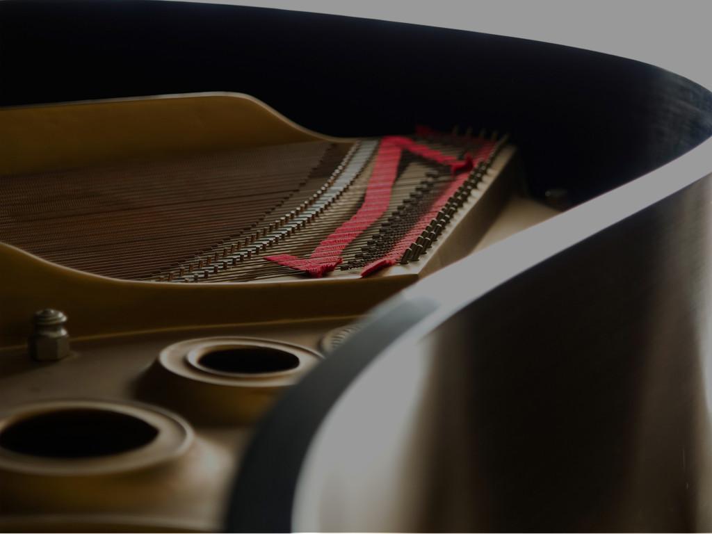 Accord de piano à queue Yamaha