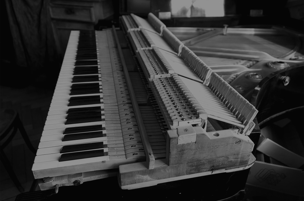a wide range of piano repair services in one place in Montreal